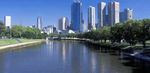 Une semaine à Melbourne