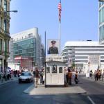 Berlin : visite du Checkpoint Charlie