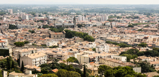 Un week-end à Nîmes