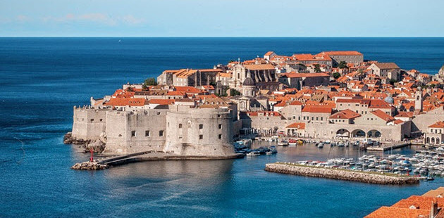 La charmante Croatie