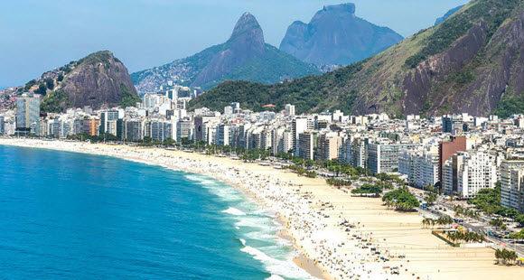 Passez une semaine de rêve au Brésil