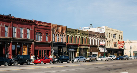Partez découvrir la surprenante ville de Détroit