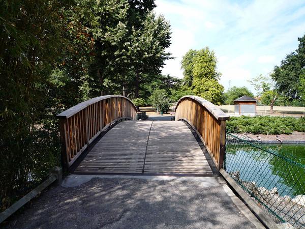 Le parc Bordelais Bordeaux