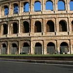 Rome vu par Aurélie