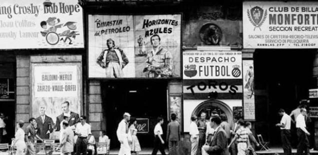 L'histoire de la ville de Barcelone