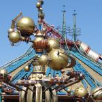 Top des parcs d'attraction en France