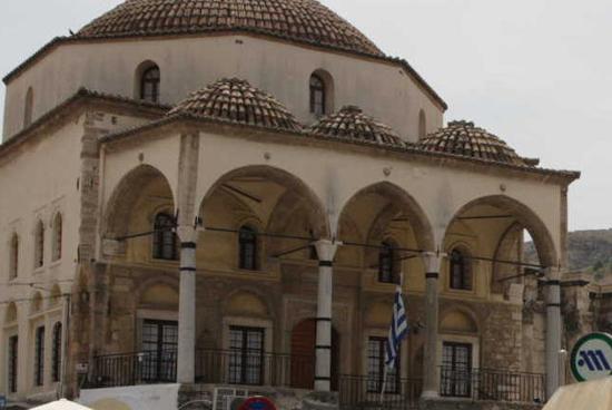 La place Monastiraki