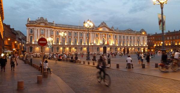 Deux jours à Toulouse
