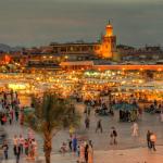 Un week-end à Marrakech