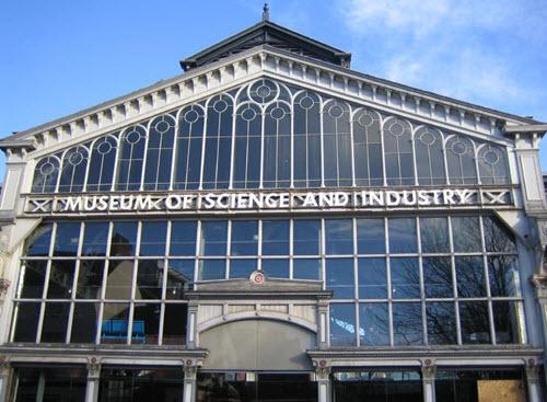 Musée des Sciences et de l'Industrie
