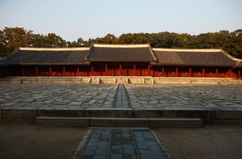 sanctuaire royal de Jongmyo