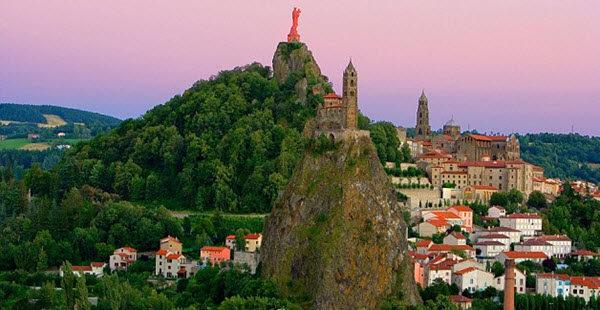 Passez un weekend reposant en Auvergne
